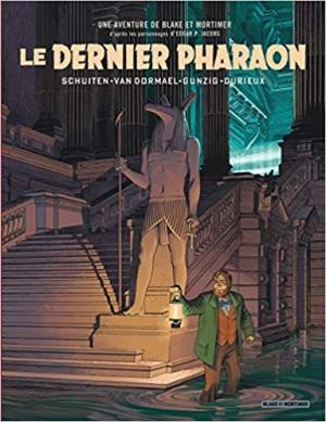 "Afficher ""Les Aventures de Blake et Mortimer Le dernier pharaon"""