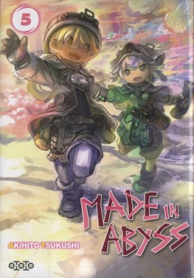 "Afficher ""Made in abyss n° 5"""
