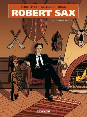 "Afficher ""Robert Sax n° 4 Congo belge"""
