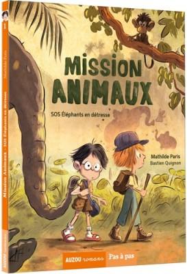 """Afficher """"Mission animauxSOS éléphants en détresse"""""""