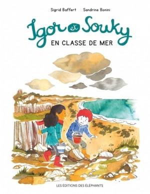 """Afficher """"Igor et Souky en classe de mer"""""""
