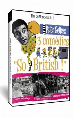 """vignette de 'Trois comédies """"So British !"""" (Basil Dearden)'"""