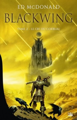 "Afficher ""Blackwing n° 2 Le Cri du corbeau"""