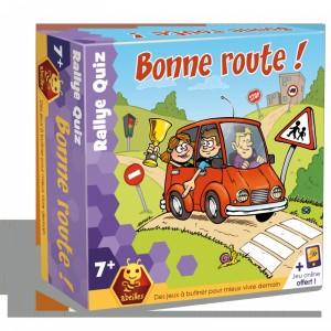 """Afficher """"Bonne route !"""""""