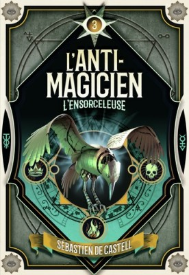 """Afficher """"Anti-magicien (L') n° 3 Ensorceleuse (L')"""""""