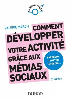 """Afficher """"Comment développer votre activité grâce aux médias sociaux"""""""