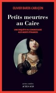 """Afficher """"Petits meurtres au Caire"""""""
