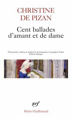 """Afficher """"Cent ballades d'amant et de dame"""""""