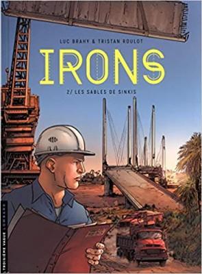 """Afficher """"Irons n° 2 Les Sables de Sinkis"""""""