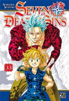 """Afficher """"Seven Deadly Sins n° 33 Seven deadly sins"""""""