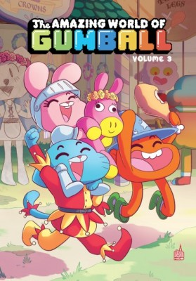 """Afficher """"The amazing world of Gumball n° 3"""""""
