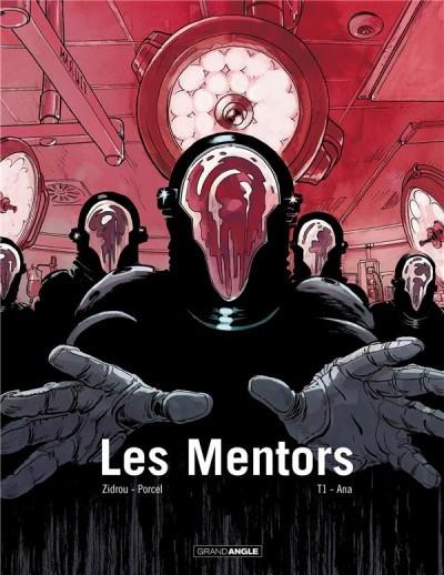 Les mentors n° 1Ana