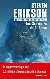 Le livre des Martyrs n° 3 Les souvenirs de la glace