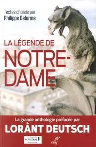 """Afficher """"La légende de Notre-Dame"""""""