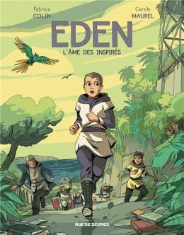"""Afficher """"Eden n° 2 L'âme des inspirés"""""""