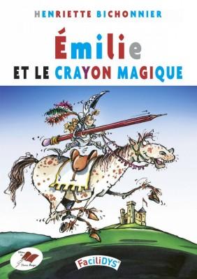 """Afficher """"Emilie et le crayon magique"""""""