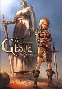 """Afficher """"La Geste des chevaliers dragons n° 28 Contrebandes"""""""