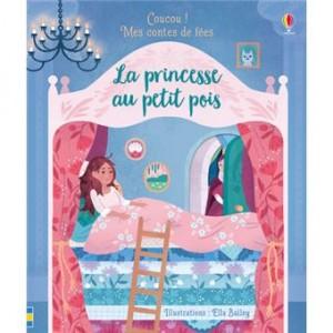 """Afficher """"Coucou ! Mes contes de fées La princesse au petit pois"""""""