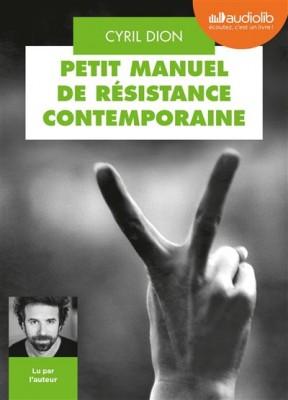 """Afficher """"Petit manuel de résistance contemporaine"""""""