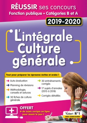 """Afficher """"Culture générale, l'intégrale"""""""