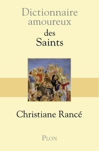 Dictionnaire amoureux des Saints
