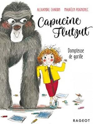 """Afficher """"Capitaine Flutzut n° 2 Capucine Flutzut dompteuse de gorille"""""""