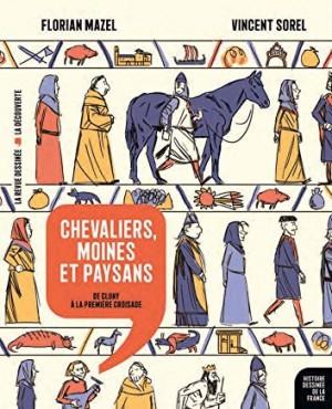 """Afficher """"Chevaliers, moines et paysans"""""""