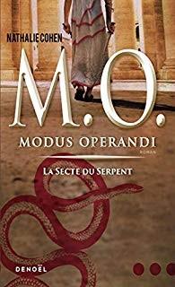 "Afficher ""Modus operandi n° 1 La secte du serpent"""