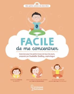 """Afficher """"Mes petits cahiers du bien-être Facile de me concentrer"""""""