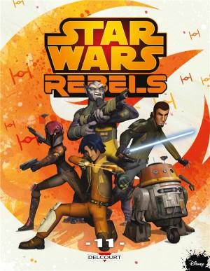 """Afficher """"Star wars Rebels n° 11 Star wars rebels, 11"""""""