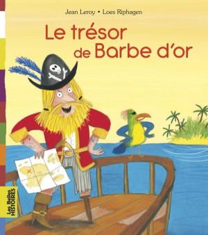 """Afficher """"Le trésor de Barbe d'Or"""""""