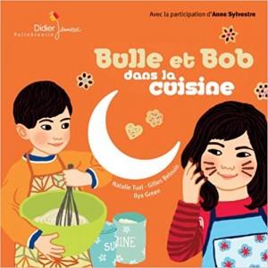 vignette de 'Bulle et Bob n° 2<br /> Bulle et Bob dans la cuisine (Natalie Tual)'