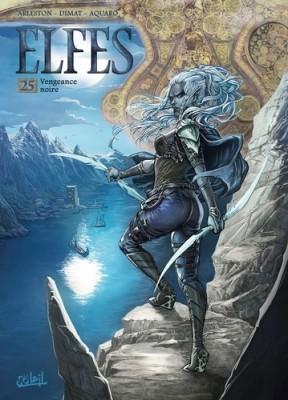 "Afficher ""Elfes n° 25 Vengeance noire"""