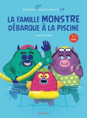 """Afficher """"La Famille monstre débarque à la piscine"""""""