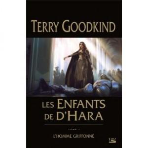 """Afficher """"Les Enfants de D'Hara n° 1 L'Homme griffonné"""""""