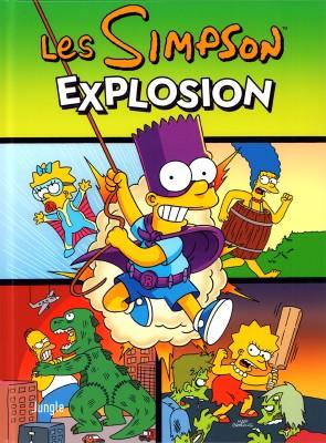 """Afficher """"Les Simpson : explosion n° 2 Les Simpson"""""""