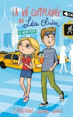 """Afficher """"Vie compliquée de Léa Olivier (La) n° 13 New-York"""""""