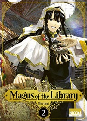 "Afficher ""Magus of the library n° 2"""