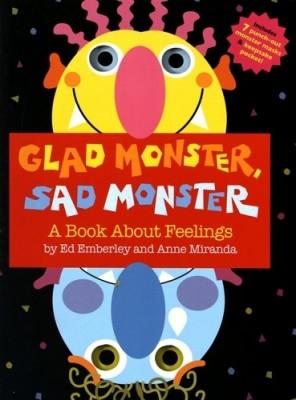 """Afficher """"Glad monster, sad monster"""""""