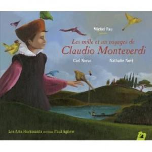 """Afficher """"Mille et un voyages de claudio monteverdi (Les)"""""""