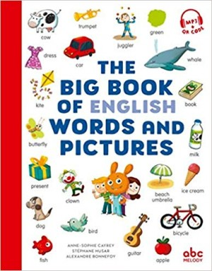 "Afficher ""The big book of English words and pictures"""