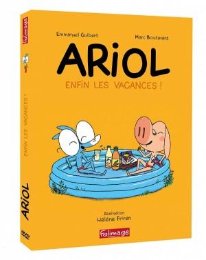 "Afficher ""Ariol Ariol : enfin les vacances !"""