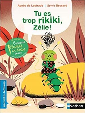"""Afficher """"Tu es trop rikiki, Zélie !"""""""