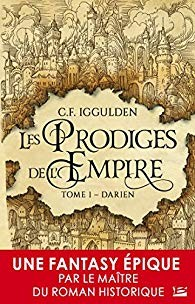 Les prodiges de l'empire n° 1 Darien