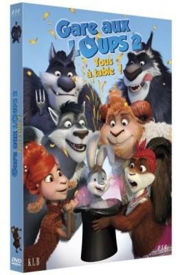 """Afficher """"Gare aux loups : tous à table !"""""""