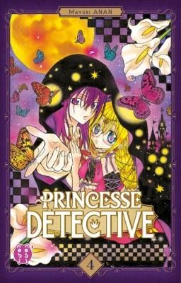 """Afficher """"Princesse détective n° 4 Princesse détective, 4"""""""
