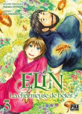 """Afficher """"Elin, la charmeuse de bêtes - série en cours n° 3 Elin, la charmeuse de bêtes - tome 3"""""""