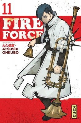 "Afficher ""Fire force n° 11 Fire force, 11"""