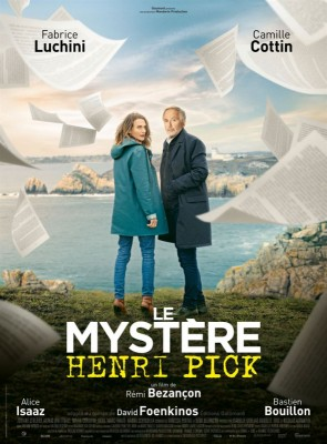 """Afficher """"Le Mystère Henri Pick"""""""
