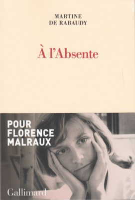 "Afficher ""A l'absente"""